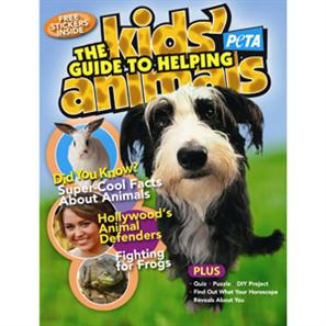 The Kids' Guide to Helping Animals